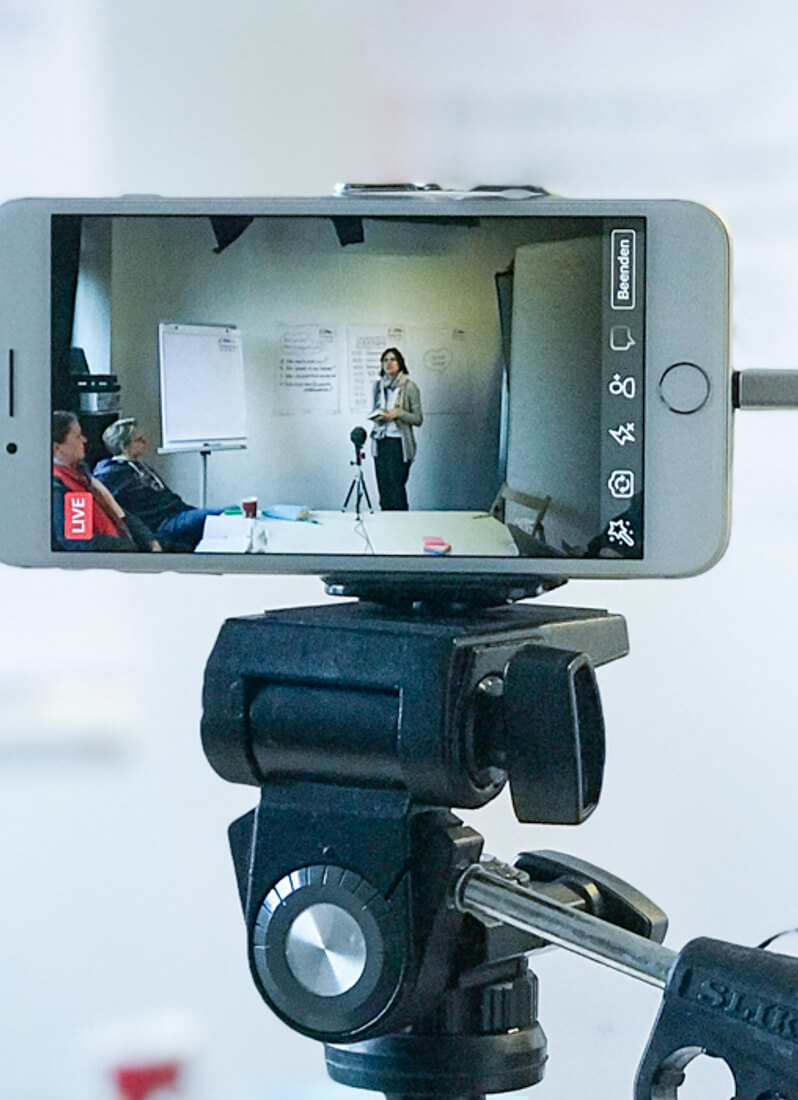 2-teiliger Intensiv-Workshop: Videodreh am Smartphone